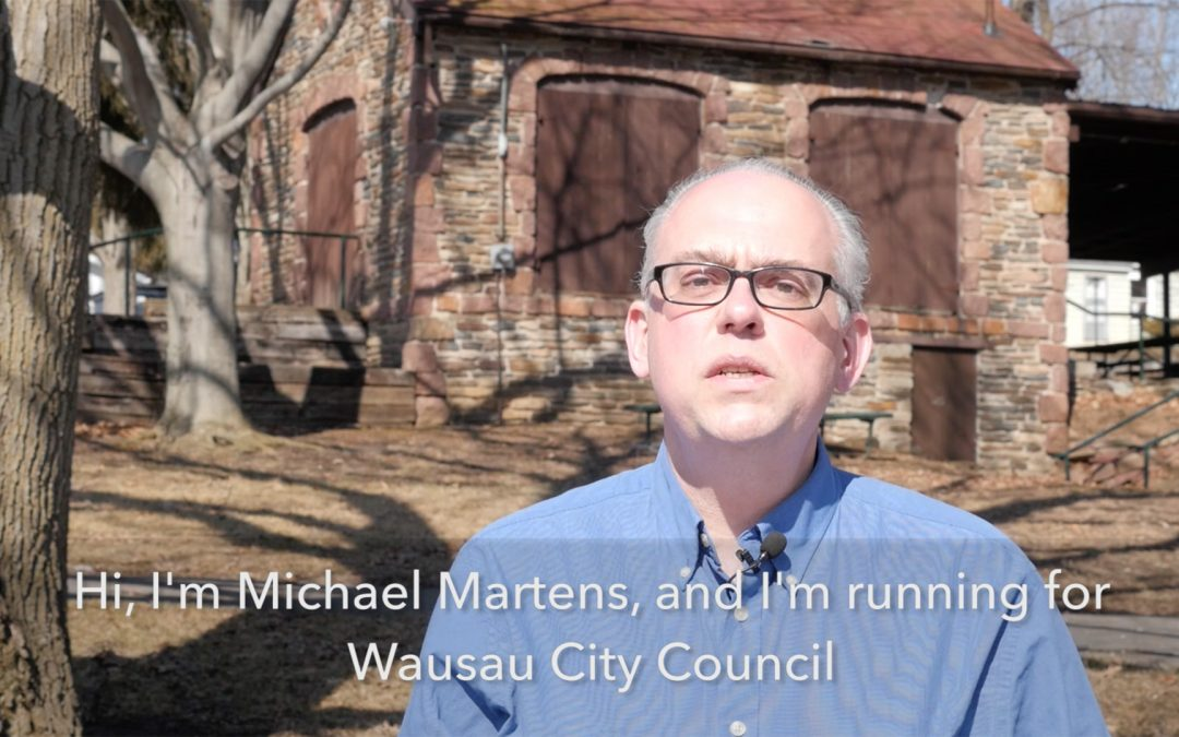 Video: Introducing Michael Martens
