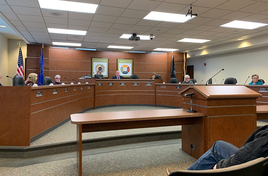 Common Council Update for March 18' 2020